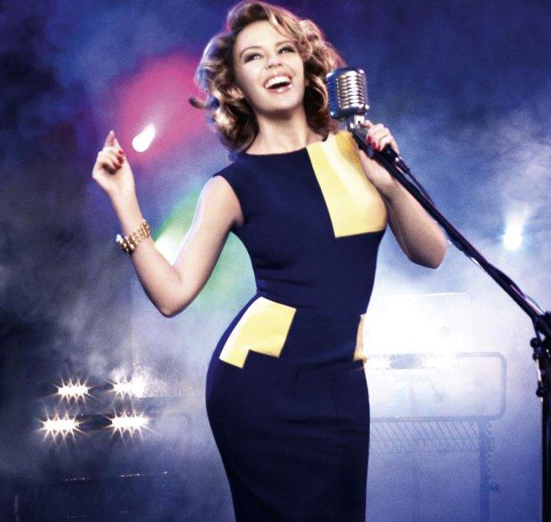 Kylie Minogue opublikowała świąteczny utwór, który nagrała z brytyjskim aktorem i gwiazdorem telewizji, Jamesem Cordenem.