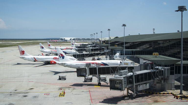 Trasa lotnicza Kuala Lumpur - Singapur jest najbardziej ruchliwą na świecie