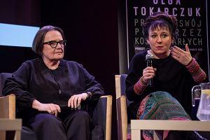 """""""Pokot"""", Holland i Tokarczuk na otwarcie Centrum Premier Czerska 8/10. """"To nie jest film przeciw myśliwym"""""""