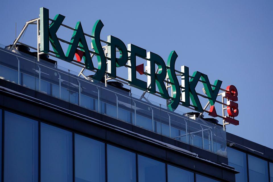 Główna siedziba firmy Kaspersky Labs w Moskwie