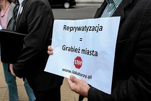 Audytorzy z fundacji żydowskiego dziedzictwa ocenią reprywatyzację w Warszawie?