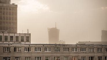 Burze przeszły nad Polską. Mnóstwo interwencji w całym kraju