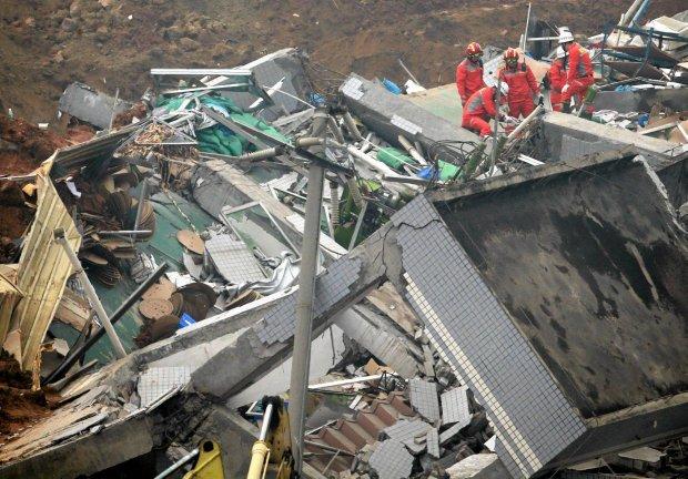 Chiny: Zawaliło się rusztowanie przy chłodni kominowej. Co najmniej 67 osób nie żyje