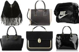 9c2e84835928c Czarna torebka idealna do każdej stylizacji - przegląd do 150zł