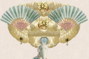 Zaprojektuj perukę w stylu Marii Antoniny dzięki aplikacji V&A Museum