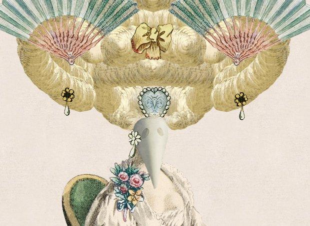 Zaprojektuj peruk� w stylu Marii Antoniny dzi�ki aplikacji V&A Museum