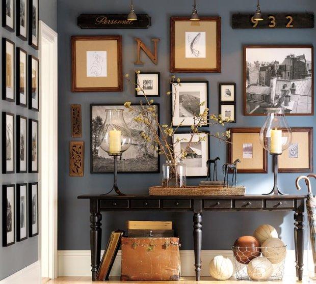 Jak stworzyć domową galerię obrazów?