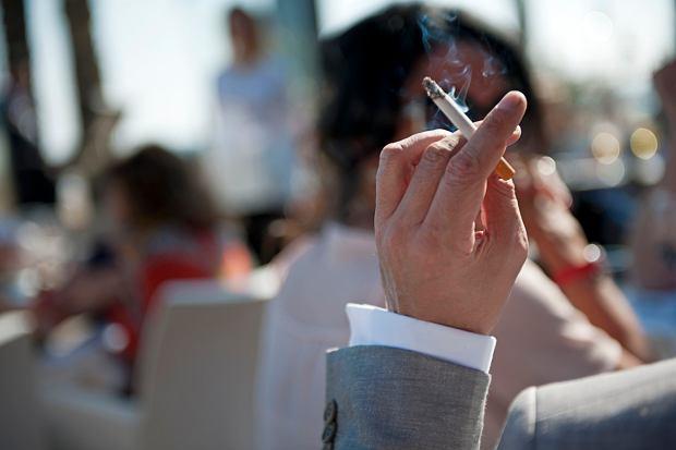 palenie w przerwie od pracy