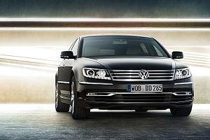 Volkswagen odnotowuje spadki sprzedaży w 2015 roku