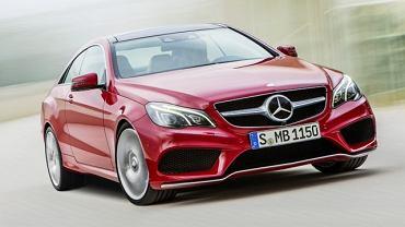 Mercedes Klasa E Coupe