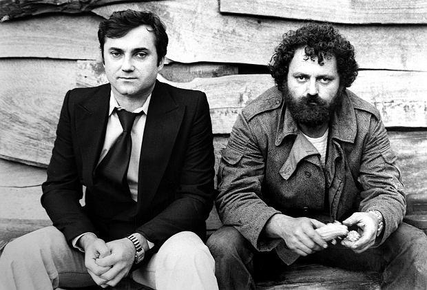 Janusz i Andrzej Kondratiukowie w 1978r