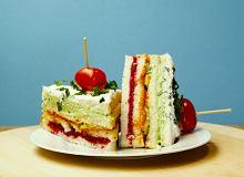 Tort z pieczywa tostowego dla kucharza najlepszego - ugotuj
