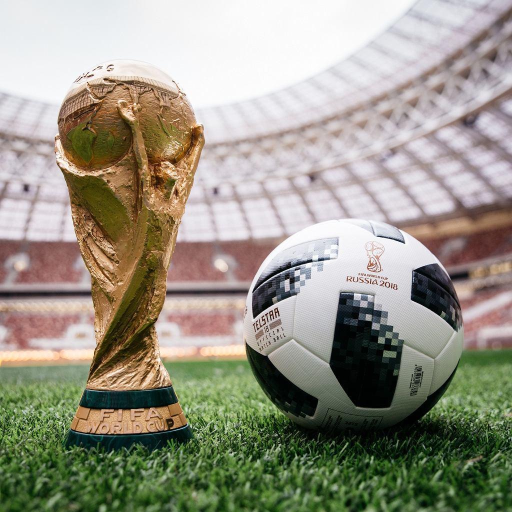 Zdjęcie numer 2 w galerii - Oficjalna piłka mistrzostw świata 2018