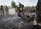 Starcia w okolicach Kramatorska, w Kijowie kończy się pierwszy okrągły stół [PODSUMOWANIE]