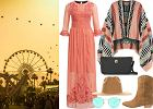 Coachella już wkrótce - festiwalowe stylizacje w klimacie Kaliforni