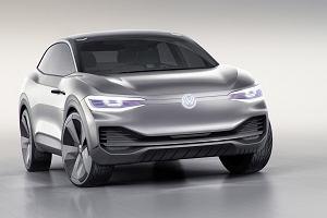 Volkswagen I.D. Crozz | Crossover z przyszłości