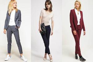 79c603f9f1 Damskie garnitury - trzy stylizacje idealne do pracy