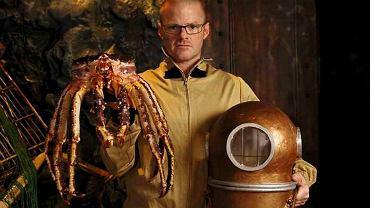 Heston Blumenthal - 44-letni brytyjski kucharz samouk, łącząc gastronomię z nauką, zrewolucjonizował współczesną kuchnię.