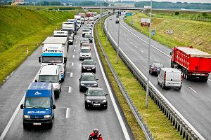Promocja na autostradzie do Gliwic. Kto pierwszy, ten lepszy