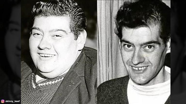 Angus Barbieri ze Szkocji nie jadł nic przez 382 dni, by osiągnąć wymarzoną wagę 82 kilogramów
