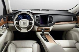 Zajrzyj do �rodka nowego Volvo XC90