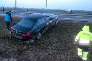 Wypadek prezydenckiej limuzyny na A4. Przesłuchiwane kolejne osoby