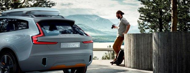 Galeria tygodnia | Volvo Concept XC Coupe i Concept Coupe