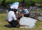 """Francja potwierdza: fragment skrzydła znaleziony na Reunion """"z całą pewnością"""" należał do MH370"""