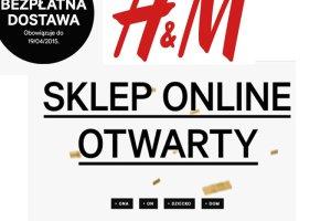 Polski sklep H&M online dzia�a ju� od 26 marca!
