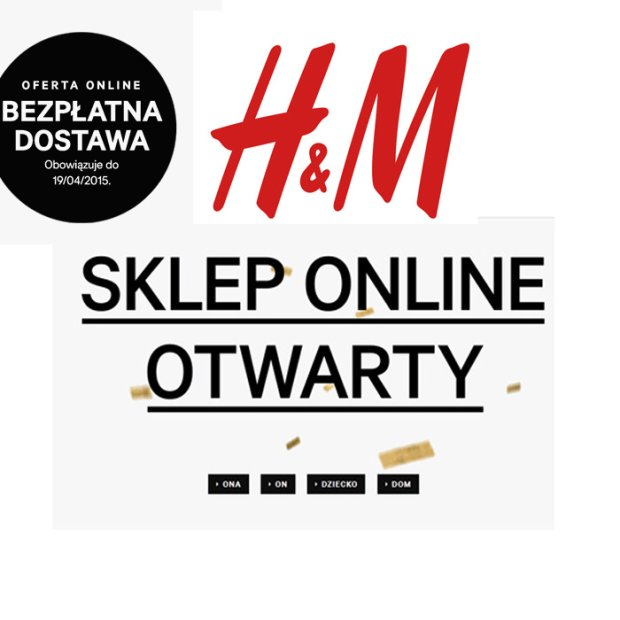 polski sklep h m online dzia a ju od 26 marca. Black Bedroom Furniture Sets. Home Design Ideas