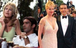 Melanie Griffith,i Antonio Banderas