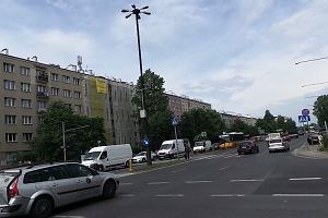 Testy systemu alarmowego w Warszawie