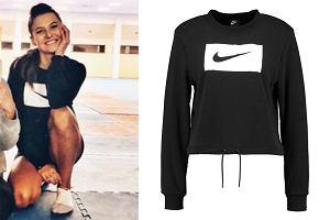 Wiemy, gdzie kupicie dokładnie ten sam model czarnej bluzy Nike, którą nosi Anna Lewandowska