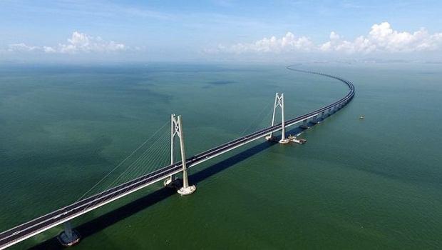 Najdłuższy most świata oficjalnie otwarty