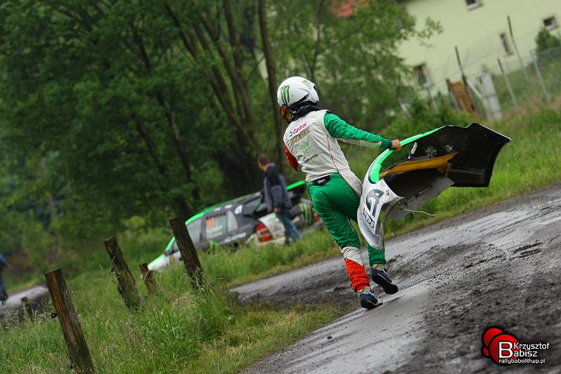 27. Rajd Karkonoski - 1-3 czerwca 2012