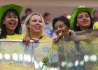 Brazylijskie fanki podczas otwarcia Arena da Amazonia w Manaus