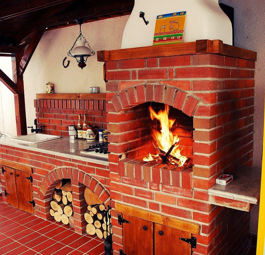 Inspiracje rustykalne kuchnie letnie  zdjęcie nr 19