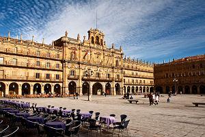 Hiszpania Salamanka - zobacz pi�kn� star�wk� i Uniwersytet