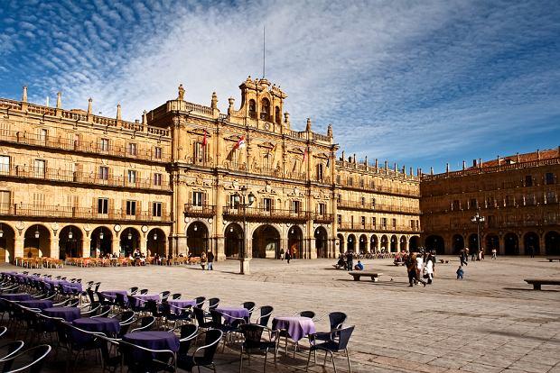 Hiszpania Salamanka - zobacz piękną starówkę i Uniwersytet
