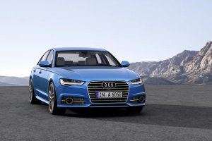 Salon Pary� 2014 | Nowe Audi A6 | Facelifting technologii