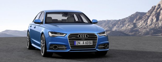 Salon Paryż 2014   Nowe Audi A6   Facelifting technologii