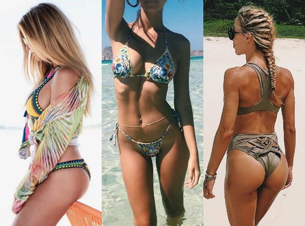 Triki, które sprawią, że twoje bikini będzie wyglądało jak kostiumy gwiazd