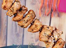 Szaszłyki z wieprzowiny - ugotuj