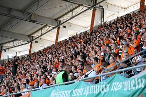 Czy po burdach kibic�w stadion Zag��bia Lubin zostanie zamkni�ty?