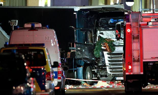 Prokuratura Krajowa będzie prowadzić postępowanie w sprawie zamachu w Berlinie
