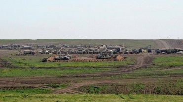 Rosja koncentruje wojska przy granicy z Ukrain�. NATO: Mo�e zaj�� pa�stwa ba�tyckie oraz Kij�w w 2 dni