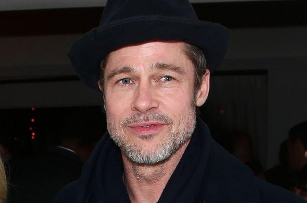 Zdjęcie numer 1 w galerii - Brad Pitt już nie jest sam? Jego wybranka to piękna pani profesor!