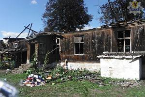 Podpali� dom pe�en ludzi? Teraz grozi mu 10 lat wi�zienia