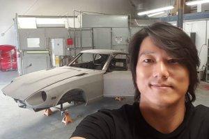 Sung Kang i Datsun 240Z | Marzenie, do kt�rego natchn�� go Paul Walker