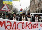 Ukraina przed drug� rund�. W niedziel� sprawdzian si�y opozycji